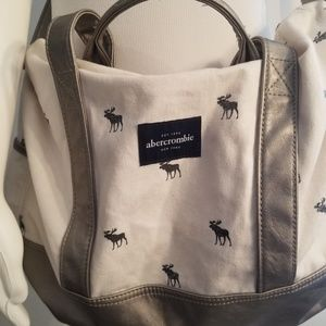 Abercrombie & Fitch Duffle Bag